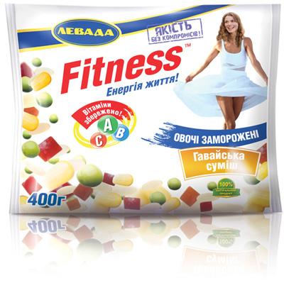 ТМ Fitness. Гавайская смесь