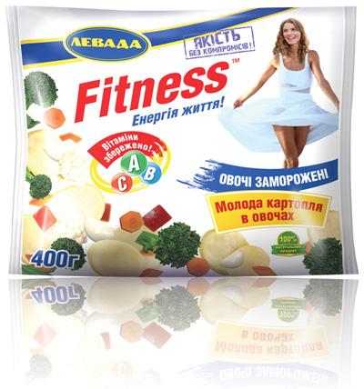 ТМ Fitness. Молодой картофель