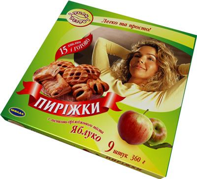 Левада.  Упаковка для пирожков