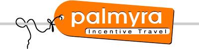 логотип туристической компании Пальмира