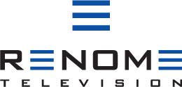 логотип  телекомпании Реноме